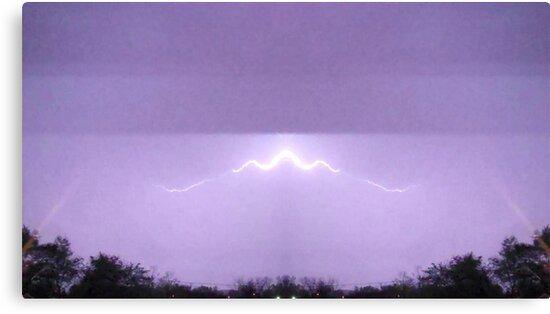 March 19 & 20 2012 Lightning Art 4 by dge357
