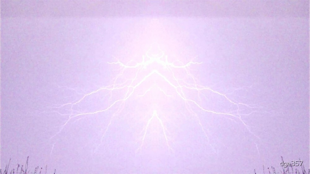 March 19 & 20 2012 Lightning Art 5 by dge357