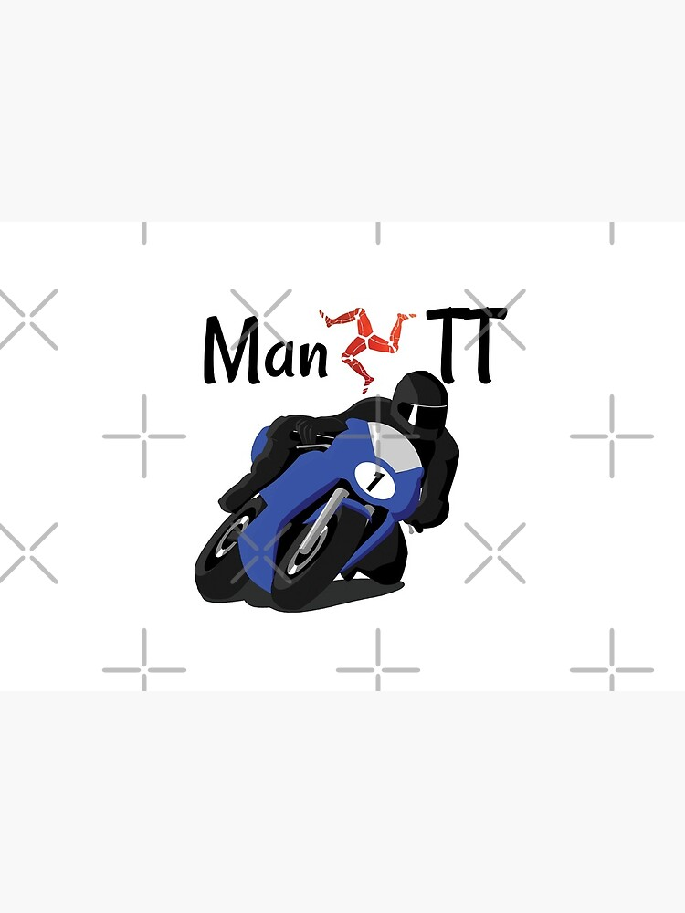 Isle of Man Manx TT Racer by tribbledesign