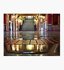 Capitol Lobby (Helena, Montana) Photographic Print
