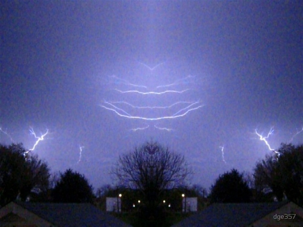 March 19 & 20 2012 Lightning Art 48 by dge357