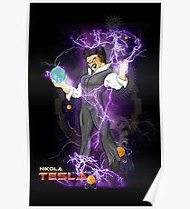 DBZ Tesla Poster