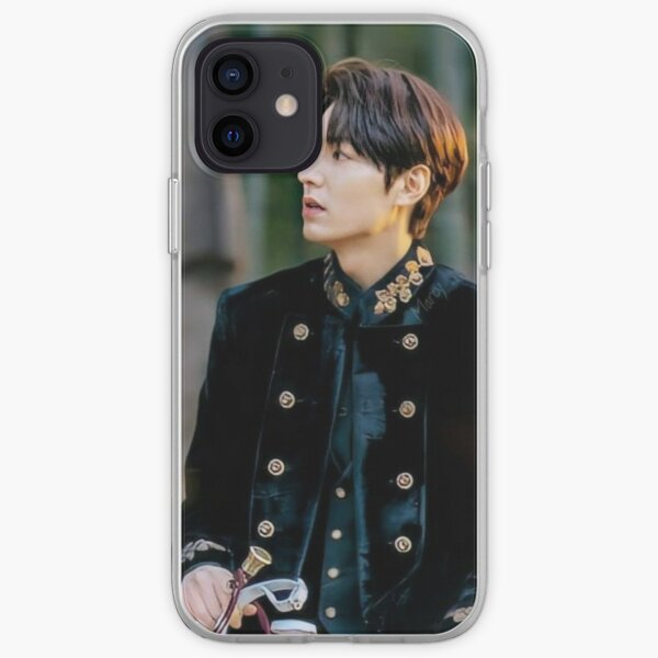 Lee min ho, handsome king iPhone Soft Case