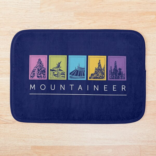 Mountaineer Bath Mat