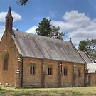 Country Churches by Adrian Paul