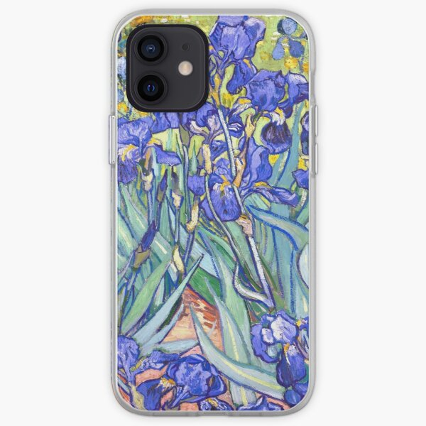 Vincent Van Gogh Irises iPhone Soft Case