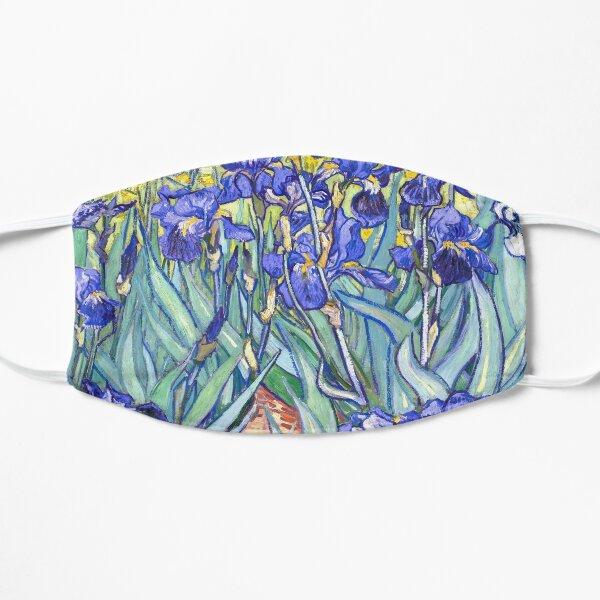 Vincent Van Gogh Irises Flat Mask