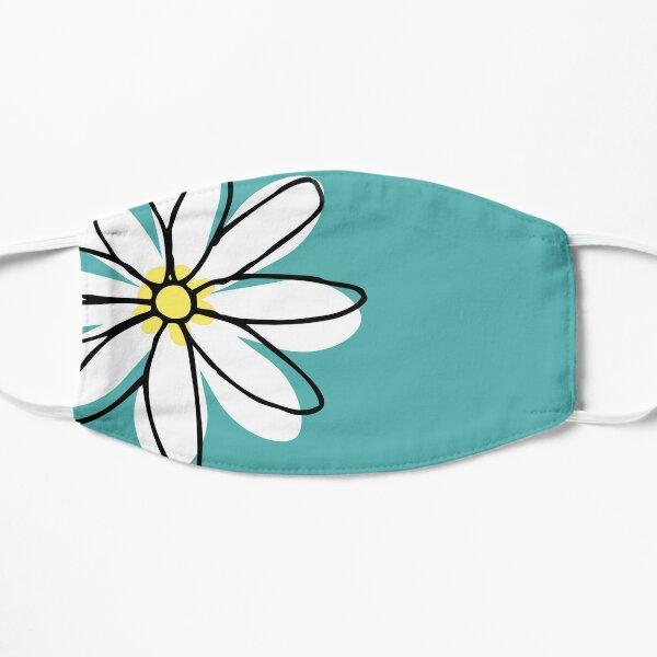 Doodle Daisy Flower   Flat Mask