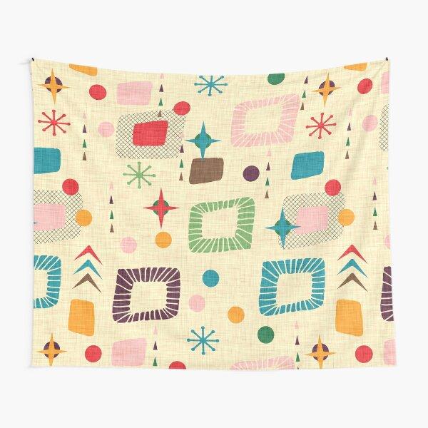 Atomic pattern  Tapestry