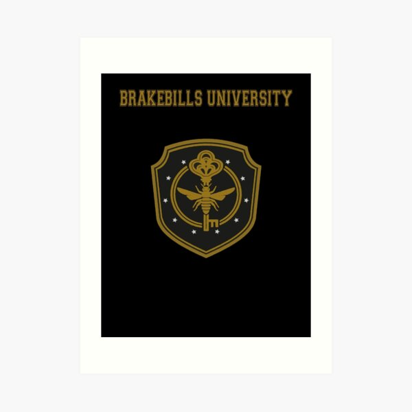 Brakebills Universitry Art Print
