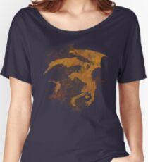 Dragonfight-cooltexture Women's Relaxed Fit T-Shirt