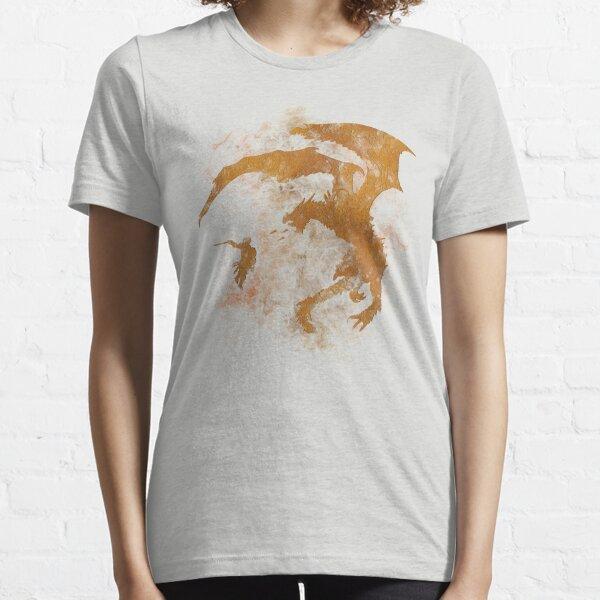 Dragonfight-cooltexture Essential T-Shirt