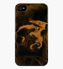 Dragonfight-cooltexture iPhone 4s/4 Case