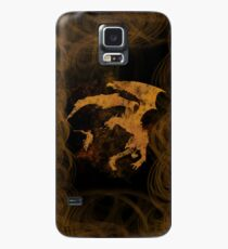 Dragonfight-cooltexture Case/Skin for Samsung Galaxy