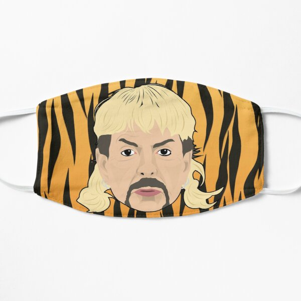 Exotic Tiger Face Mask Mask