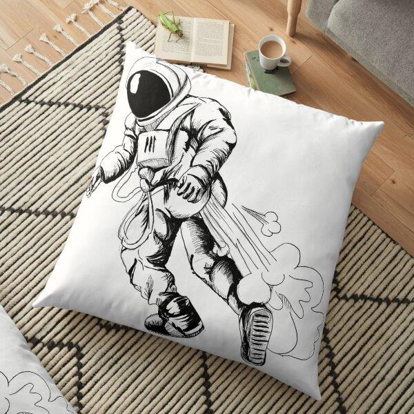 Ass-tronaut Floor Pillow