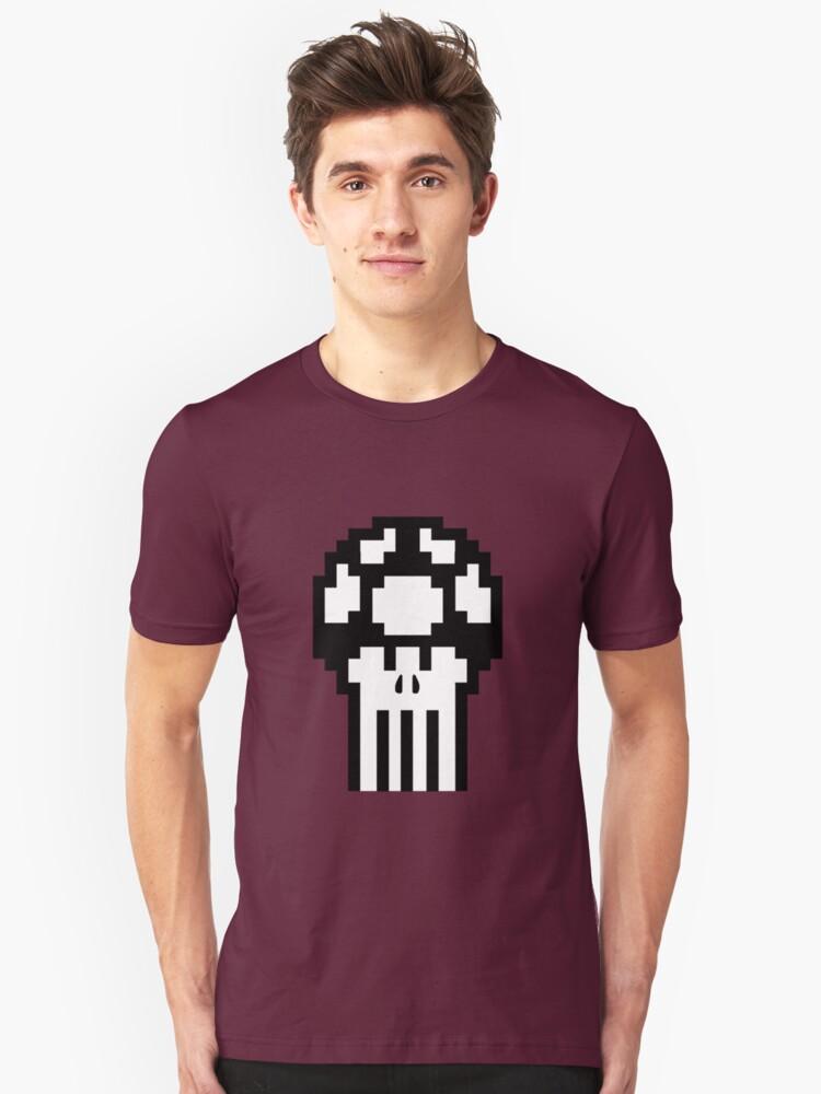 The Punishroom Unisex T-Shirt Front