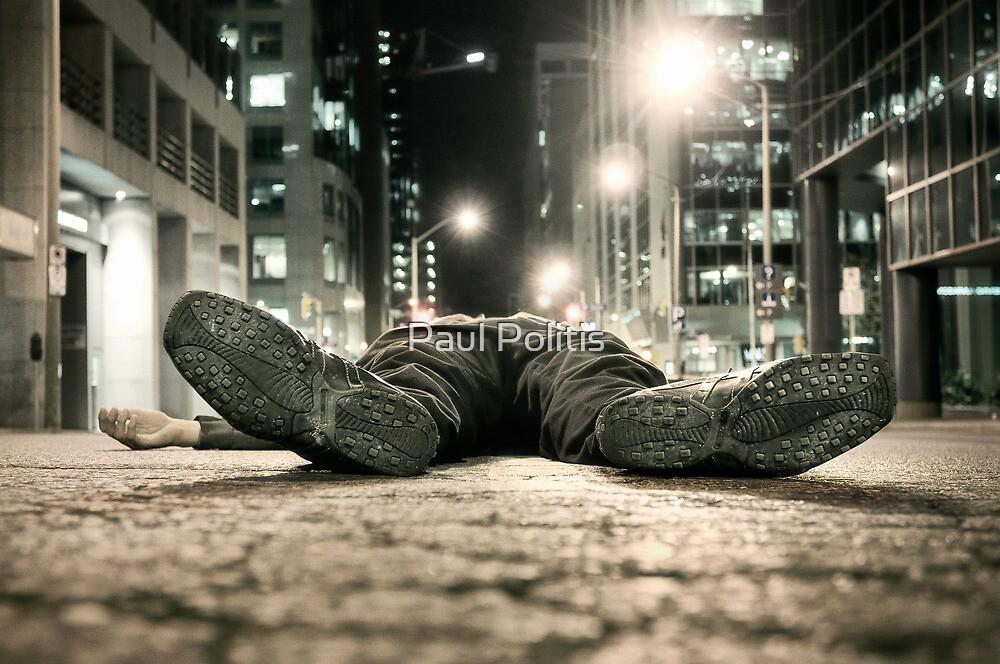 Dead of Night #10 by Paul Politis