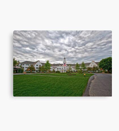 Sagamore Resort, Lake George NY Canvas Print