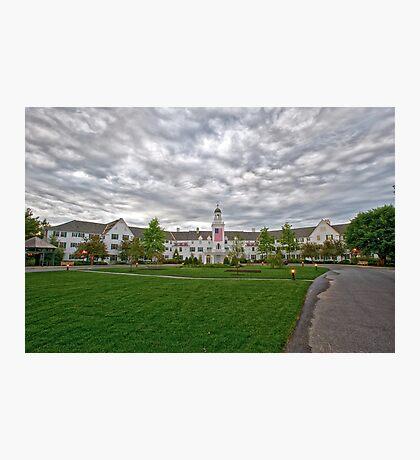 Sagamore Resort, Lake George NY Photographic Print