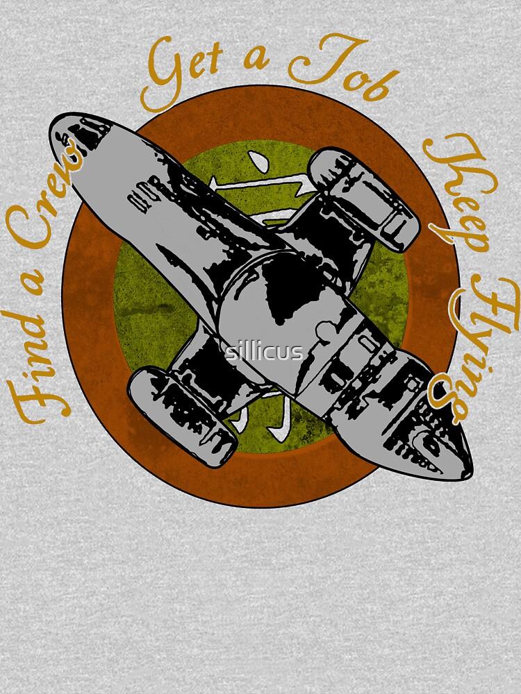 Keep Flying | Unisex T-Shirt