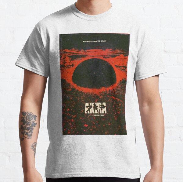 Cartel de la película Akira Camiseta clásica
