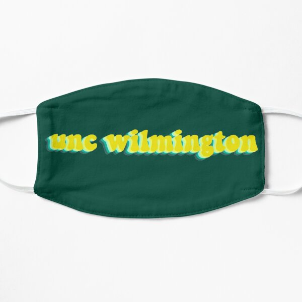 unc wilmington Mask
