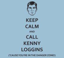 Danger Zone! (Black Fill)