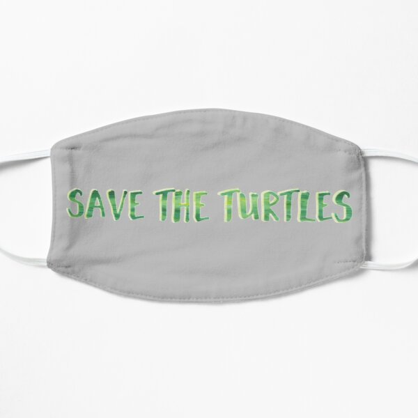Save The turtles Mask