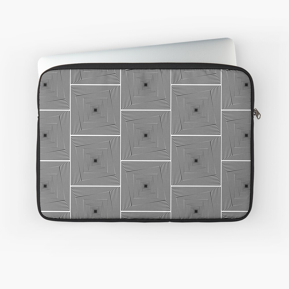 Light At The End Of The Tunnel Laptop Sleeve