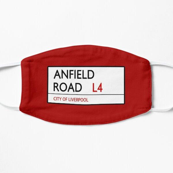 Anfield Road Masque sans plis