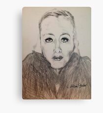 Classic Joan Canvas Print