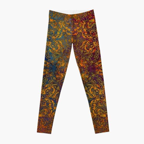 Magic 5 #mandala Leggings