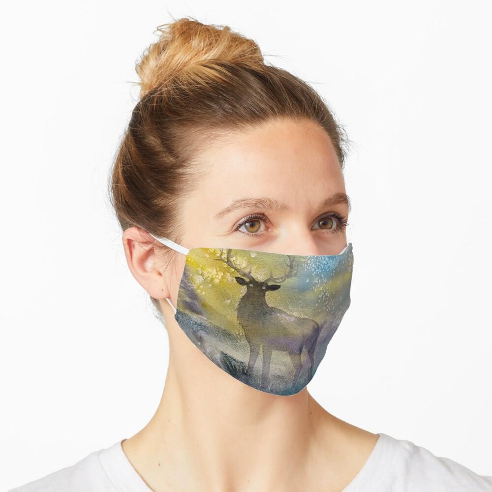 Burning Mists Mask