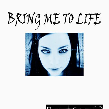 Bring Me To Life Evanescence by LittleMermaid87