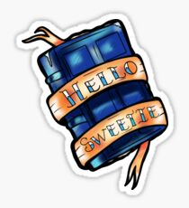 Hello Sweetie 2.0 Sticker