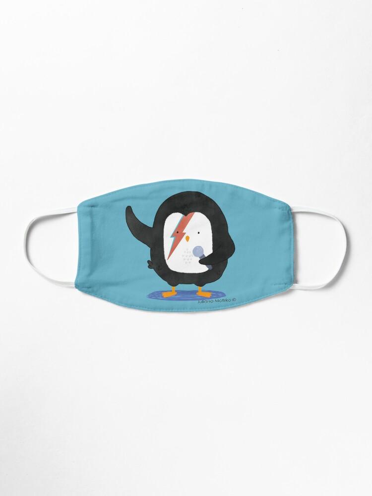 Alternate view of Penguin Ziggy Stardust Mask