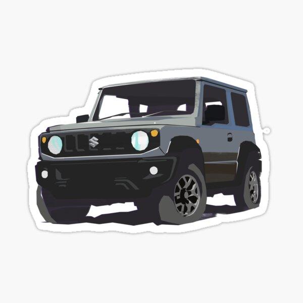 Jimny 2019 Sticker