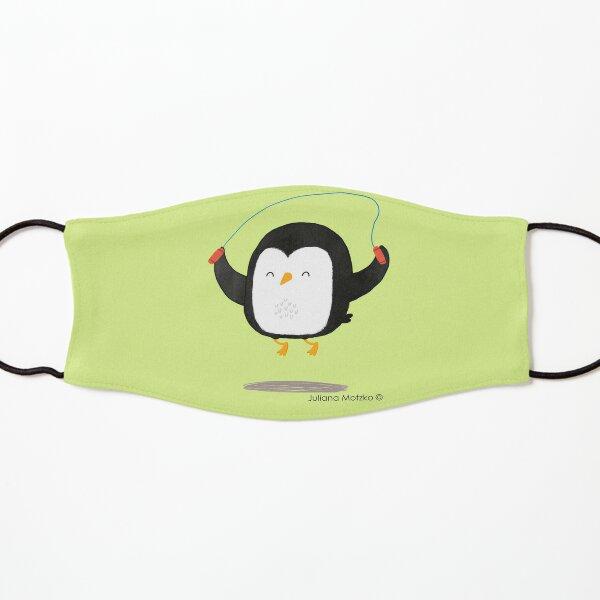 Penguin jumping rope Kids Mask