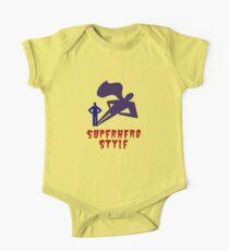 Superhero Style Kids Clothes
