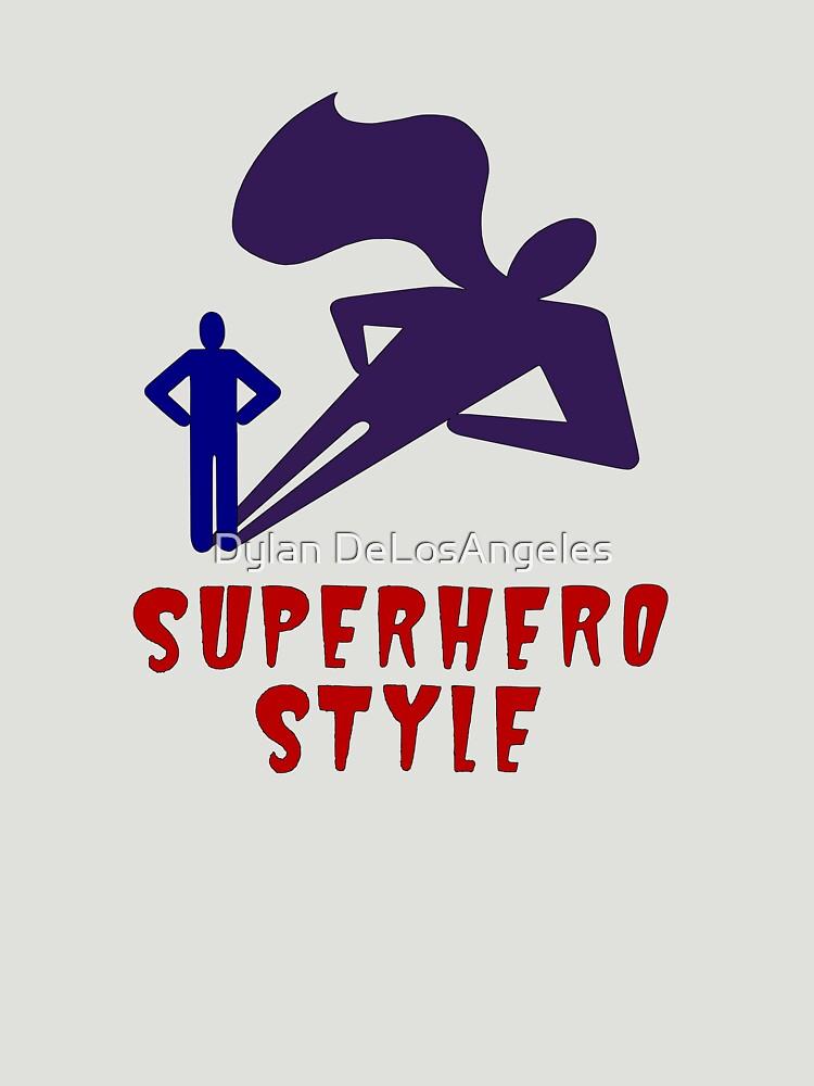 Superhero Style by delosangeles