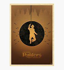 Steven Spielberg's RAIDERS OF THE LOST ARK Photographic Print