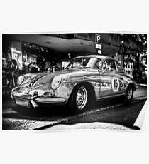 Porsche 1 Poster