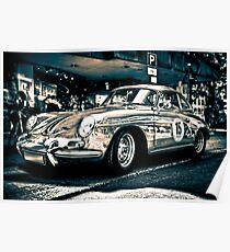 Porsche 2 Poster