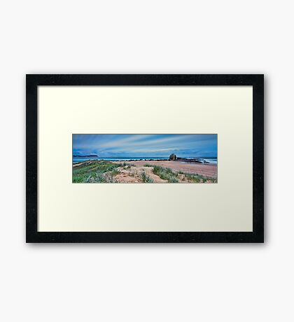 Currumbin Alley - Panorama Framed Print