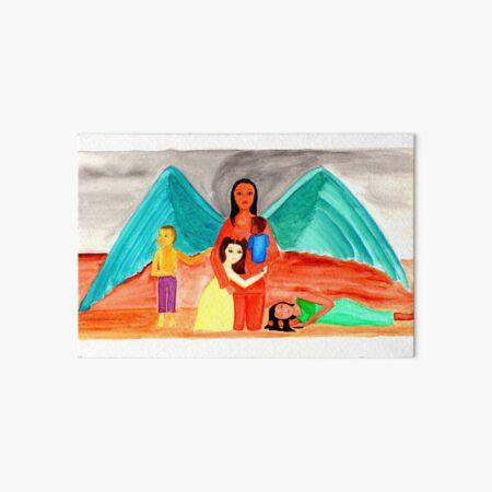 Mothering Spirit Art Board Print