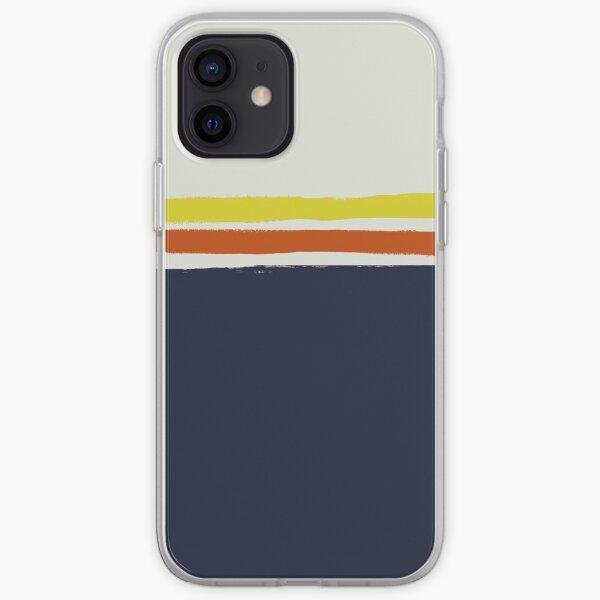 Desert Night Stripes iPhone Soft Case