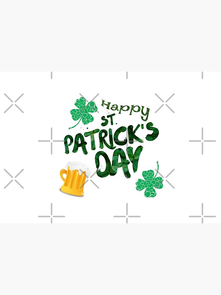 Happy St Patrick's Day by tribbledesign