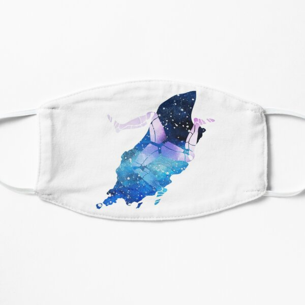 Isle of Man Triskelion Mask