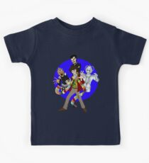 The Fourth Doctor Kids Tee